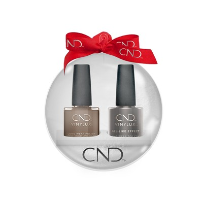 Vinylux Xmas Ball Rubble + Top Coat