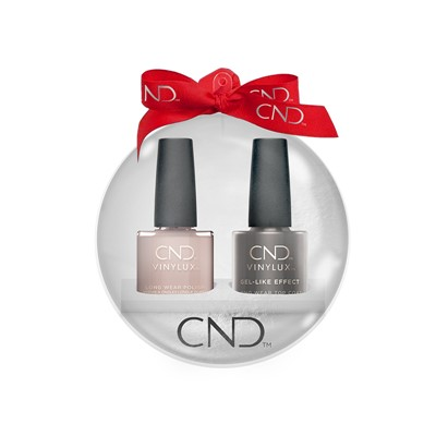 Vinylux Xmas Ball Field Fox + Top Coat