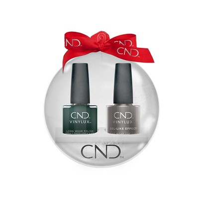 Vinylux Xmas Ball Aura + Top Coat