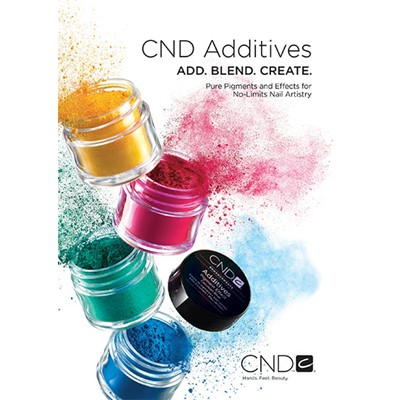 Folder, Additives, CND