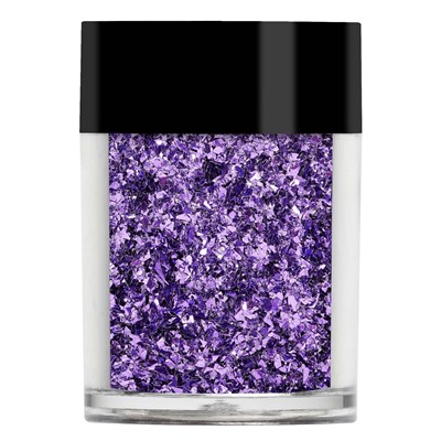 Irregular Glitter, Purple*