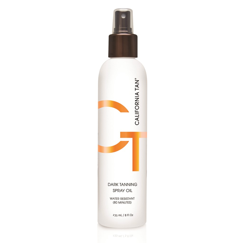 Sun Dark Tanning Oil Spray