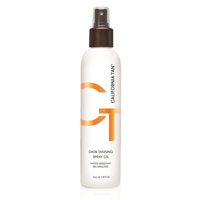 Sun Spray Dark Tanning Oil