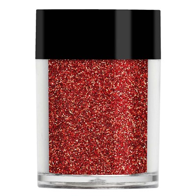 Ultra Fine Glitter, Fine Bright Red
