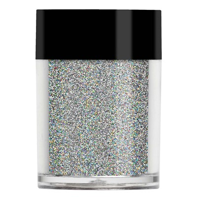 Holographic Glitter, Silver