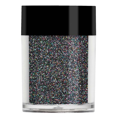 Holographic Glitter, Black