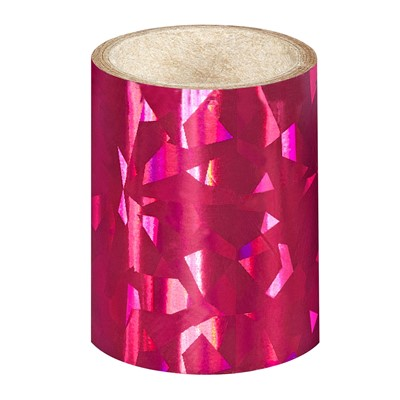 Nail Foil, Pure Pink