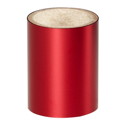 Nail Foil, Red