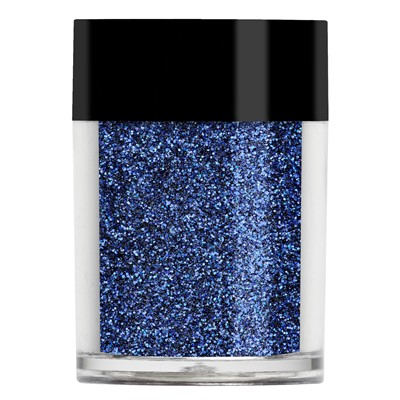 Iridescent Glitter, Midnight Blue