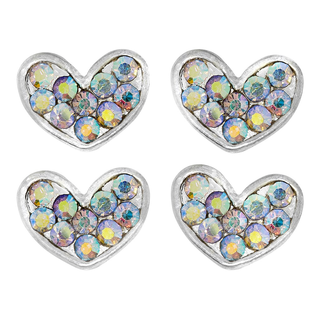 Crystal Love Hearts*