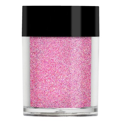 Iridescent Glitter, Tickle Me Pink