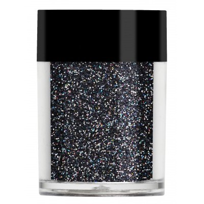Holographic Glitter, Pewter