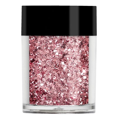 Multi Glitz Glitter, New York Pink