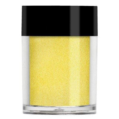 Nail Shadow Glitter, Sunburst Yellow