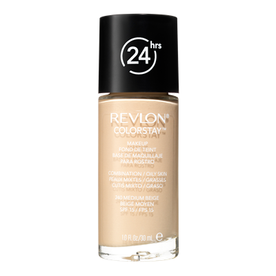 Colorstay Foundation Combi/Oily 240*