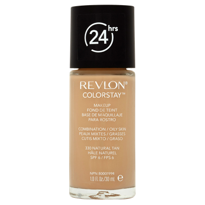 Colorstay Foundation Combi/Oily 330*