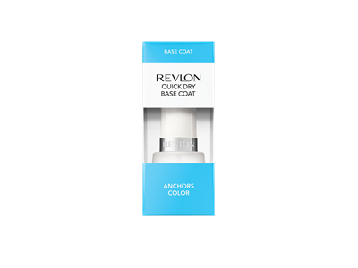 Revlon Nail Care Quick Dry Base Coat,NEW