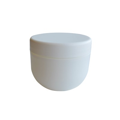 30 ml Jars, white with white lid
