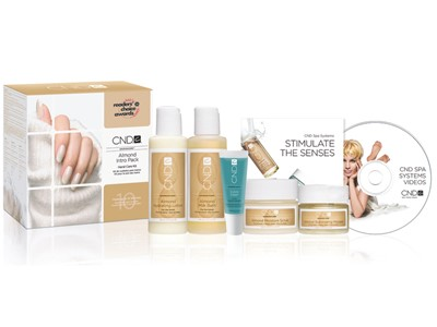 Almond Intro Pack, CND