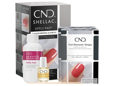 Offly Fast Remover Kit, CND