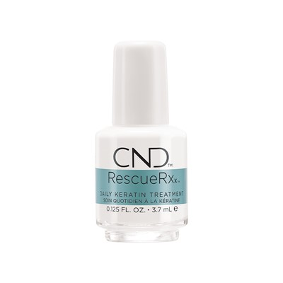 RescueRXx Nail Cure, CND Essentials Mini