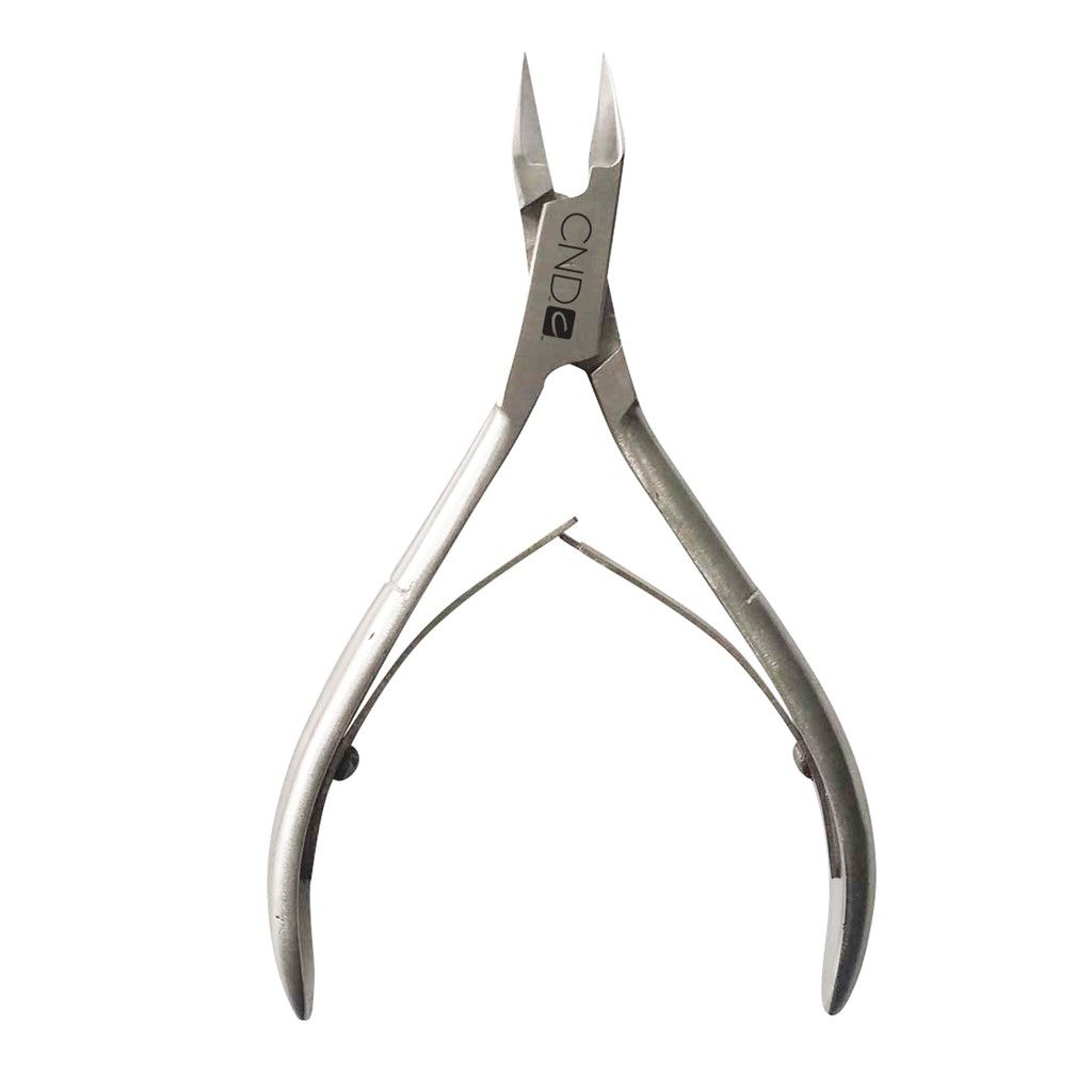 Cuticle Nipper, 14 mm,Two arms* CND logo