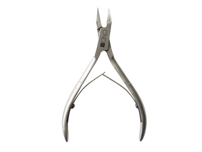 CND Cuticle Nipper, 14 mm,Two arms**