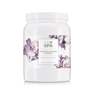 CND SPA Gardenia Woods MASQUE*