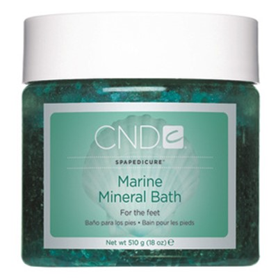 Marine Mineral BATH, SpaPedicure