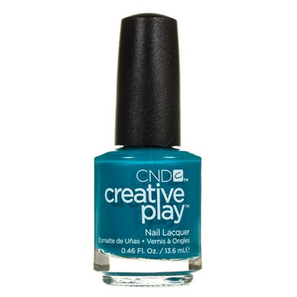 Head Over Teal #432 Creative Lacquer