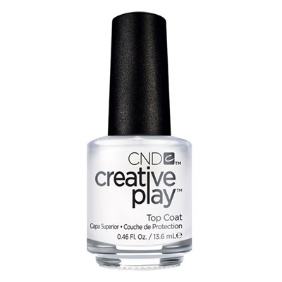 481 Top Coat, Creative Play