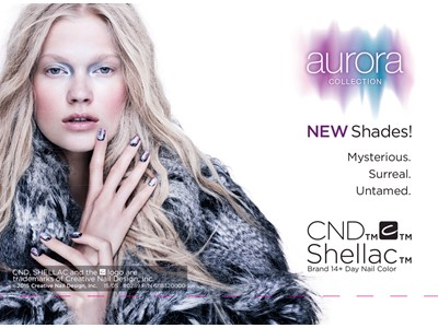 Shellac Spinner Header Aurora