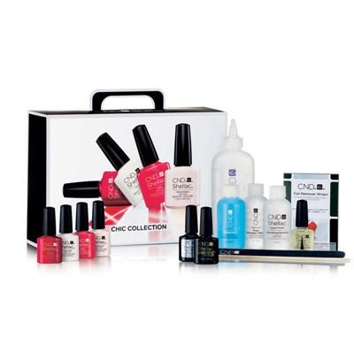 Shellac Color Chic Collection Kit**