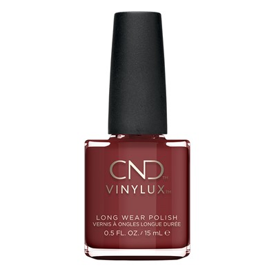 222 Oxblood, Vinylux, Craft Culture