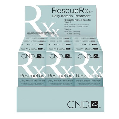 RescueRxx, CND Essentials Display NEW