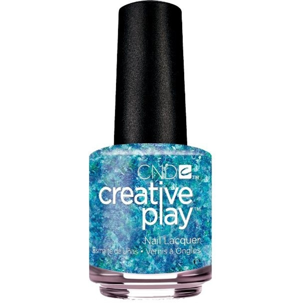 483 Turquoise Tidings, Creative Play