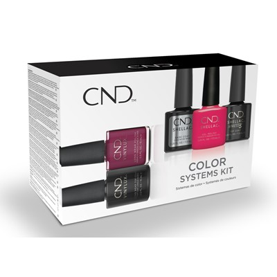 Shellac Color System Kit**