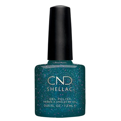 Shimmering Shores Shellac Rhythm & Heat*