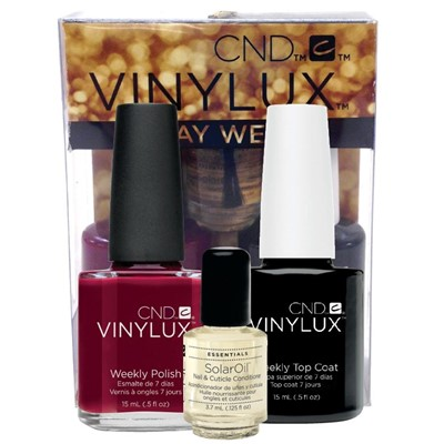Vinylux Holiday Ornament Decadence Duo