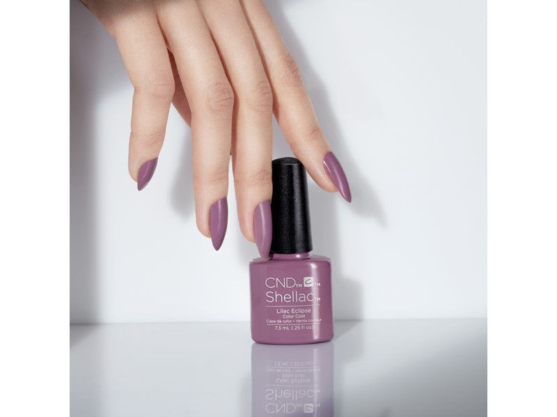 lilac eclipse shellac nightspell insight cosmetics group. Black Bedroom Furniture Sets. Home Design Ideas