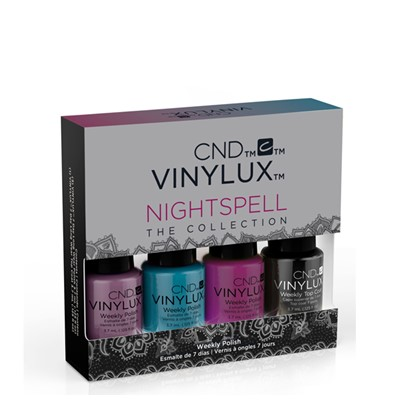 Vinylux Nightspell Pinkies**