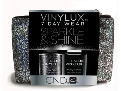 Vinylux Sparkle & Shine Kit