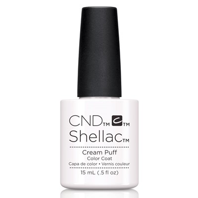 Cream Puff, Shellac, Jumbo**