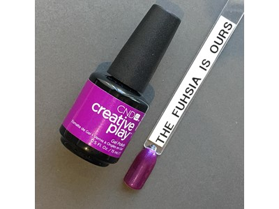 Fuchsia Is Ours, Gel Polish #442 CPG