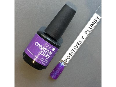 Positively Plumsy, Gel Polish #475 CPG