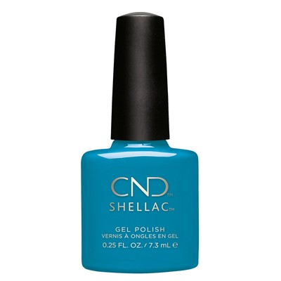 Cerulean Sea, Shellac*