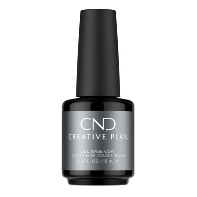 Base Coat, Creative Play Gel Polish CPG