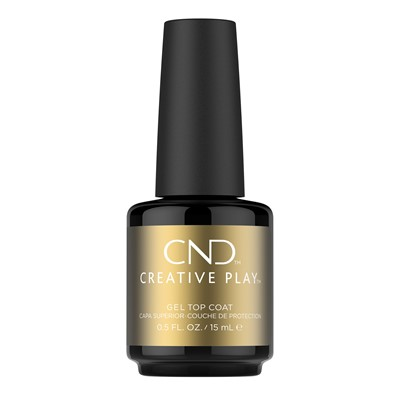 Top Coat, Creative Play Gel Polish CPG
