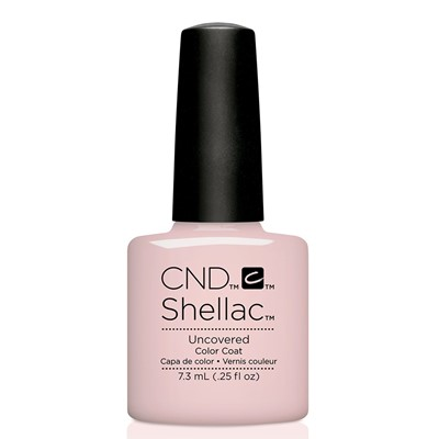 Uncovered, Shellac - Without box**