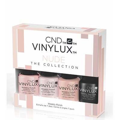 Vinylux The Nude Collection Pinkies**